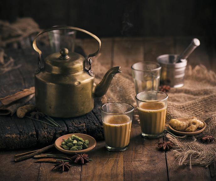 Masala Chai - maustettu tee