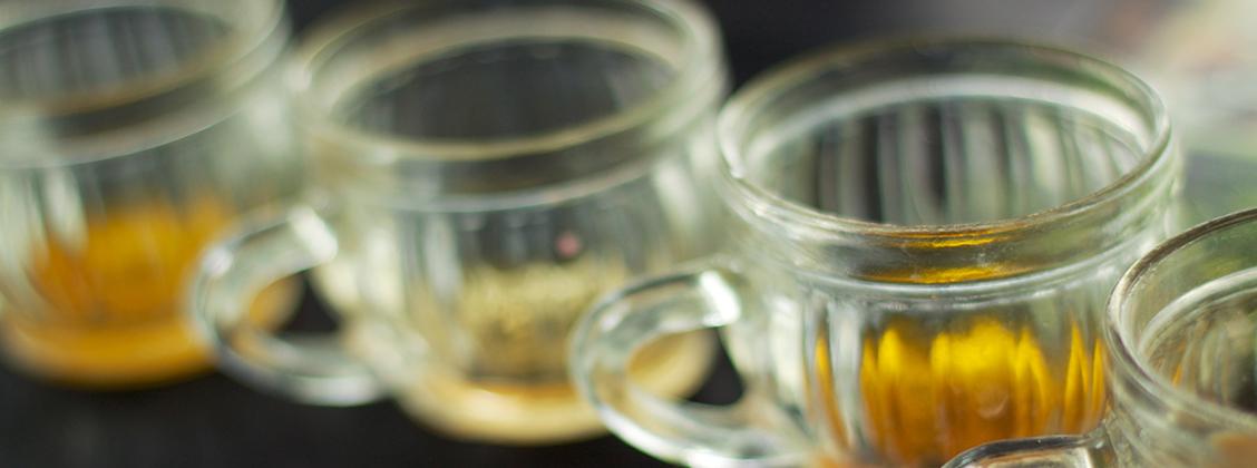Ginseng-tee on erinomainen terveysjuoma, jota voi nauttia turvallisesti joka päivä.