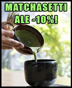 Matchasetti nyt -10% Ale-hintaan! Lisää ostoskoriin vähintään 1 Matcha-kulho + 1 Matcha-tee + 1 Matcha-vispilä – Alennus lasketaan automaattisesti!