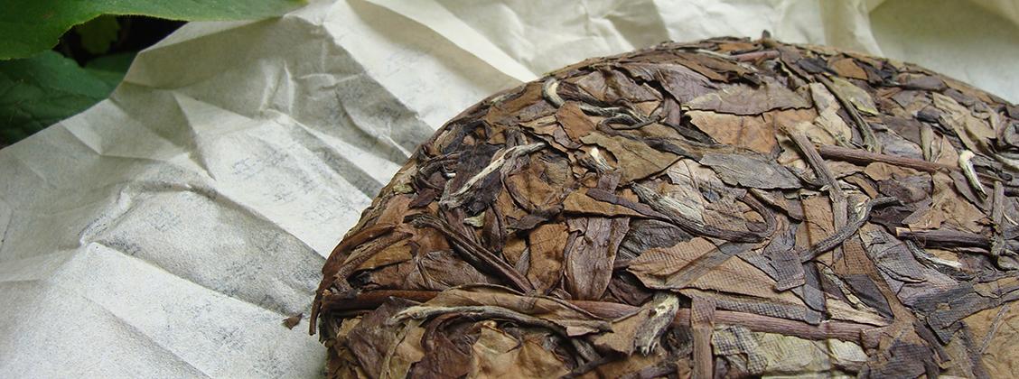 valkoista teetä voi myös kypsyttää eli iättää jopa vuosien ajan.